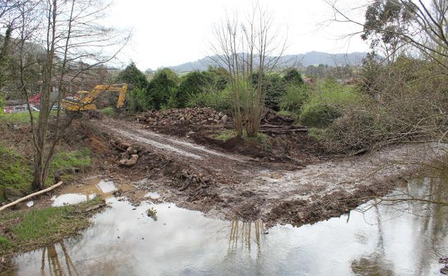 La Confederación retoma la limpieza del río Linares, suspendida desde 2017