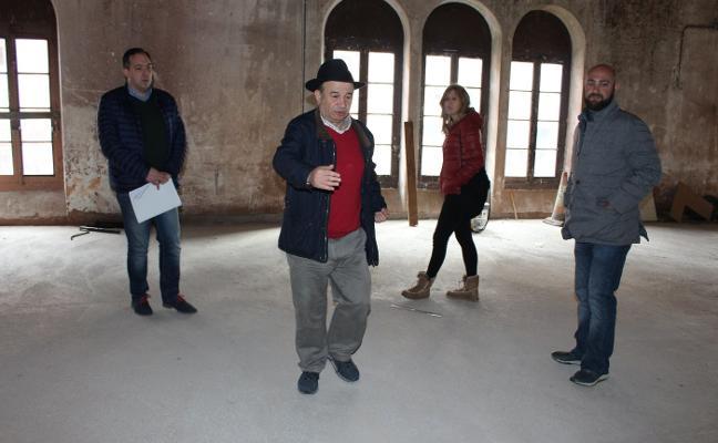 «La ayuda al Ateneo era una deuda histórica que el Estado tenía con la Villa»