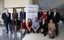 Cinco empresas asturianas buscan talentos en la Universidad de Oviedo