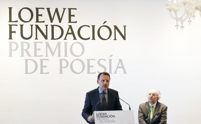 Basilio Sánchez se hace con el Premio Loewe de Poesía