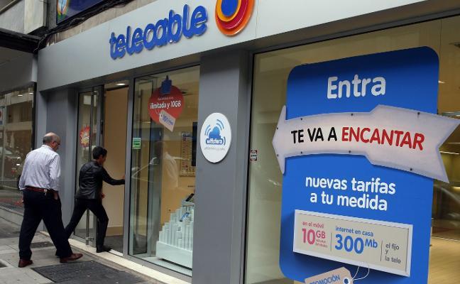 Euskaltel fusionará Telecable con la gallega R para ganar competitividad
