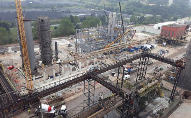 Arcelor vincula las inversiones en Asturias a la obtención de beneficios en sus factorías