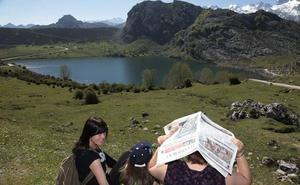 Asturias vivirá un sábado primaveral y un domingo invernal