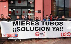 Mieres Tubos reabrirá en junio con una decena de empleos