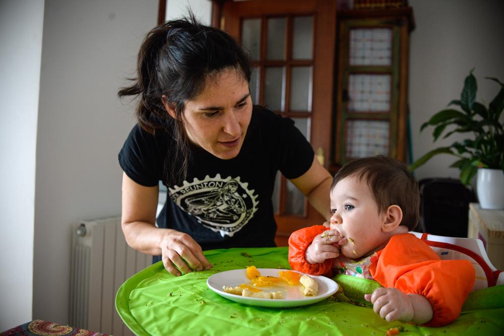 Baby led weaning, la alternativa a los purés para bebés