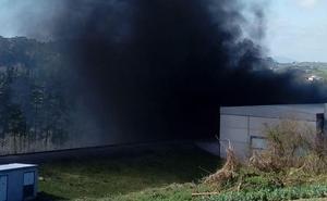 Vecinos y ecologistas denuncian otro ensayo contaminante en Anes