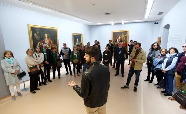 Un detective de cine tras la cabeza de Goya