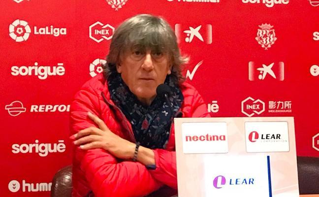 Enrique Martín cree que el Oviedo «antes o después acabará en Primera División»