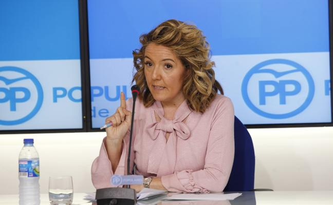 Teresa Mallada: «Me extraña que esto salga a la luz ahora que soy candidata autonómica»