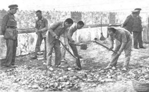 Asturias tuvo 12 campos de concentración franquistas, según una investigación
