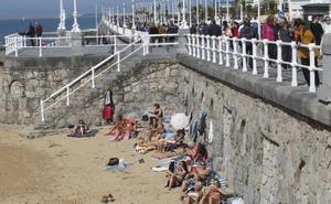 Asturias supera los 25 grados antes de un desplome térmico «extraordinario»