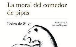 Pedro de Silva vuelve al territorio de la novela con 'La moral del comedor de pipas'