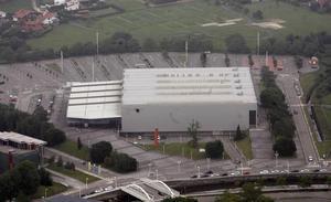 El PP denuncia que el Palacio de Deportes está al nivel de «Moscú en los años 80»