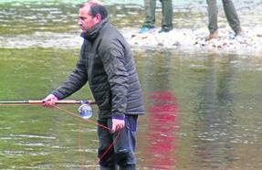 La temporada del salmón empieza al ralentí