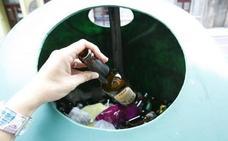 El reciclaje de vidrio creció un 3,6% en 2018