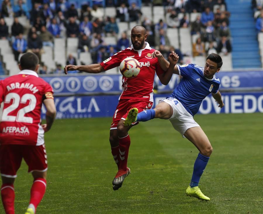 Real Oviedo 2 - 0 Nástic