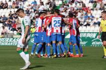 Córdoba 1 - 2 Sporting, en imágenes