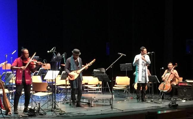 Éxito del concierto de la Ocas y Riau Rythm