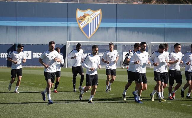 La expedición cierra la preparación en Málaga