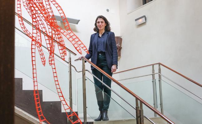 «Es el momento de que la Escuela de Arte crezca en investigación y másteres»