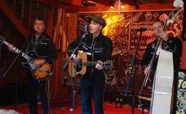 The Folsom Three, en los Conciertos de la Panadería de Cenera