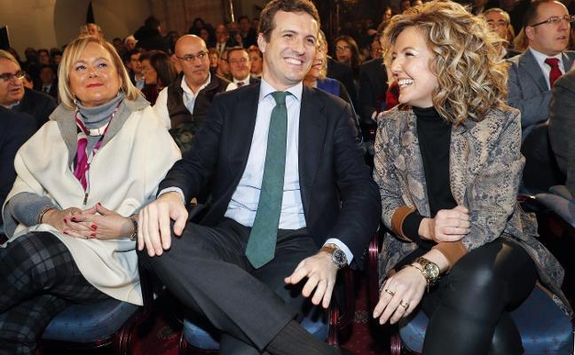 La escalada de conflictos multiplica la tensión y la inquietud electoral en el PP en Asturias