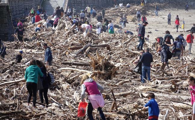 Héroes ambientales en Ribadesella