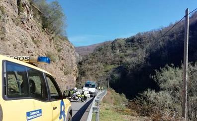 Merás despedirá mañana al motorista fallecido en un accidente en Cangas del Narcea