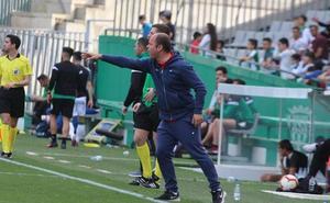 José Alberto: «El equipo está con la confianza alta»