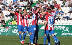 El Sporting llega vivo al derbi (1- 2)