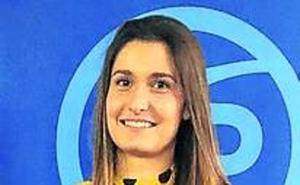 La joven Gemma Álvarez será la candidata del Partido Popular a la Alcaldía de Ibias
