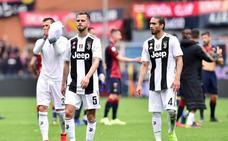 La Juventus, sin Cristiano, sufre su primera derrota liguera