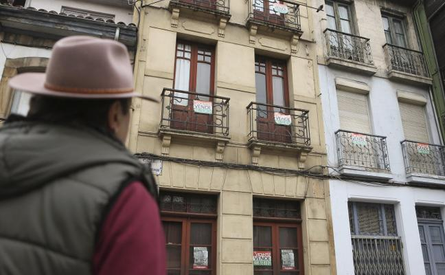 La venta de pisos en Siero cerró 2018 con los mejores datos en una década