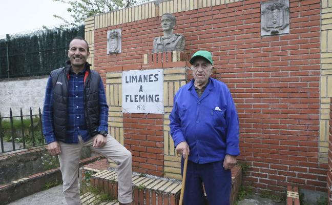 Cuando Limanes honró al Dr. Fleming