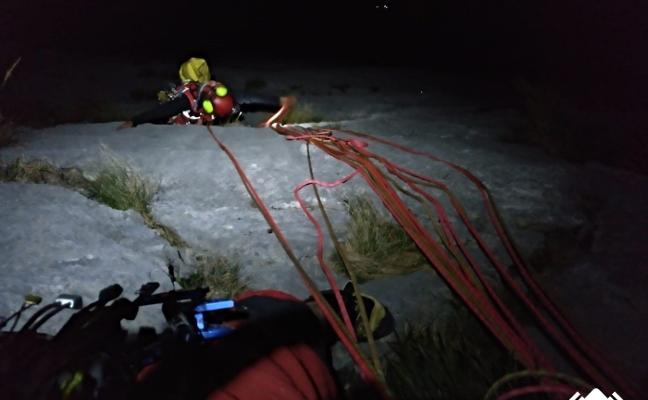 Los Bomberos duplicaron el número de rescates en la montaña oriental en 2018