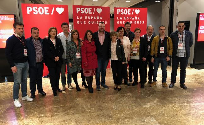 Jonás Fernández repite en la lista europea pero en posición de riesgo