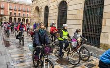 «La ciudad tiene que ser de las bicis»