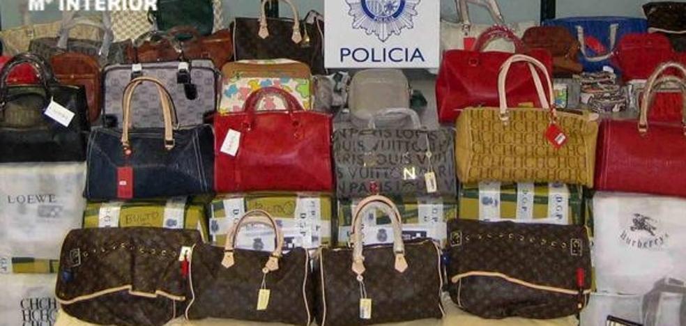 Las falsificaciones restan 450.000 millones al comercio mundial, un 3,3% del total