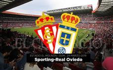 Consigue tus entradas para el derbi asturiano Sporting – Real Oviedo