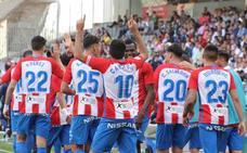 Elige tu 'once ideal' del Sporting frente al Real Oviedo en el derbi