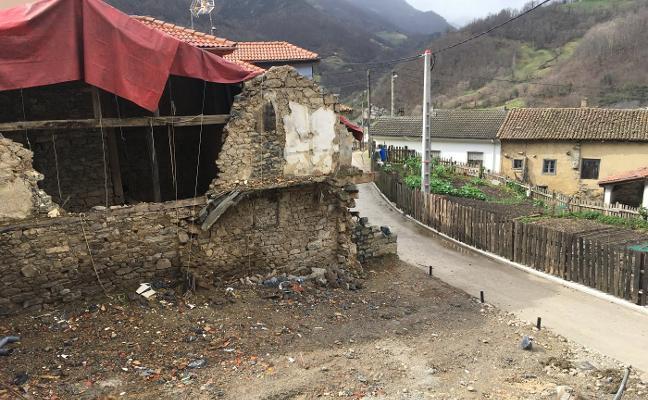 La Junta aprueba ayudas para quienes perdieron sus casas en La Cortina