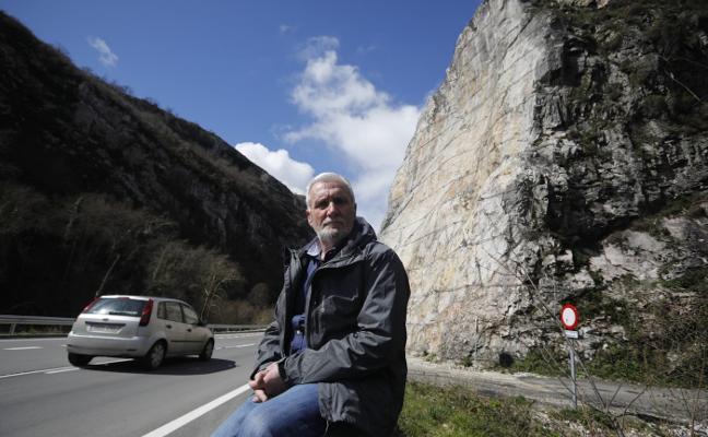 «El argayo de Anzó sirvió para alertar del abandono que sufríamos en Caso»