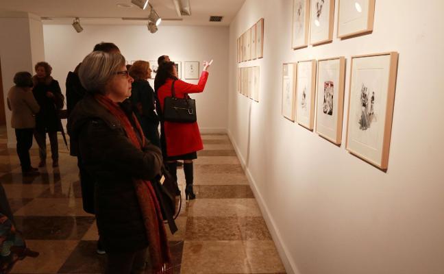 Mieres pugna por muestras artísticas de vanguardia y de «referencia internacional»