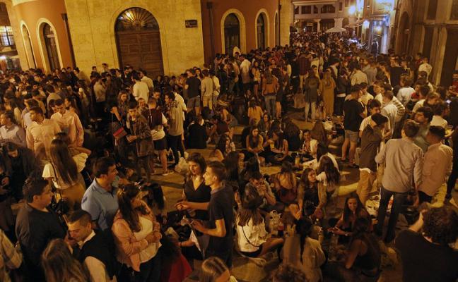 El Oviedo Antiguo, preocupado por el edificio okupado de El Postigo
