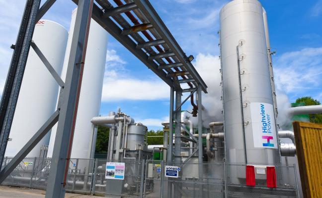 TSK y Highview se alían para desarrollar proyectos de almacenaje de energía