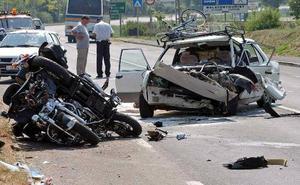 Martes, ocho de la mañana, la hora más peligrosa para conducir