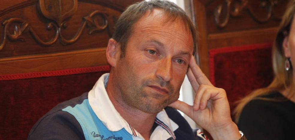 Andrés Buznego, candidato del PP a la Alcaldía de Villaviciosa