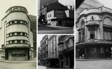 Cines, teatros y salones de variedades en Gijón