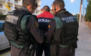 Así cayeron los atracadores de los llagares de Villaviciosa y Gijón