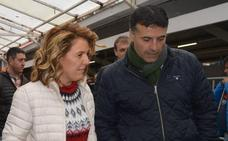 Teresa Mallada se compromete a invertir 4 millones de euros en las carreteras canguesas